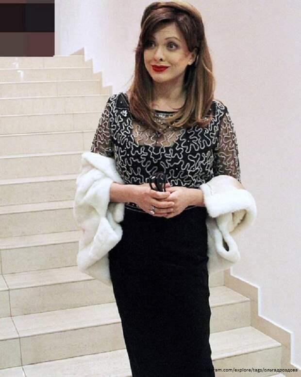 Ольга Дроздова бросила актерскую карьеру