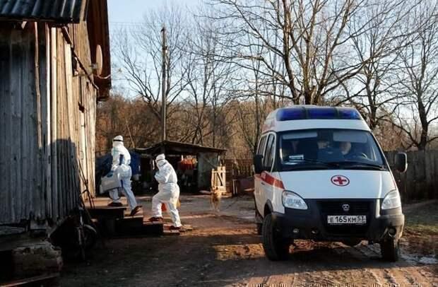 ВРоссии выявили 9 321 случай коронавируса засутки