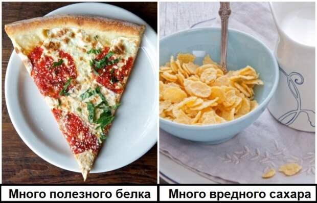 10 фактов о еде, которые заставят пересмотреть личные взгляды на питание