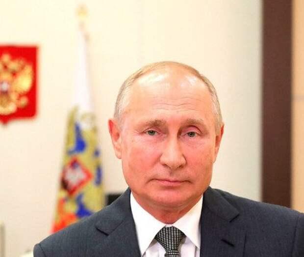 Рейтинг Путина не пострадал после отравления Навального