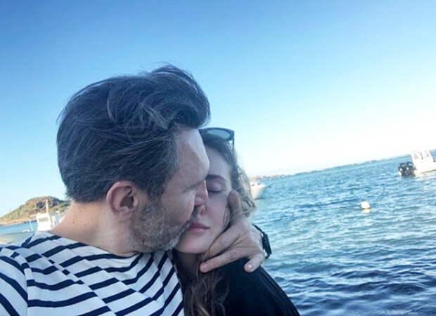 Сергей Шнуров и его жена Ольга Абрамова станут родителями