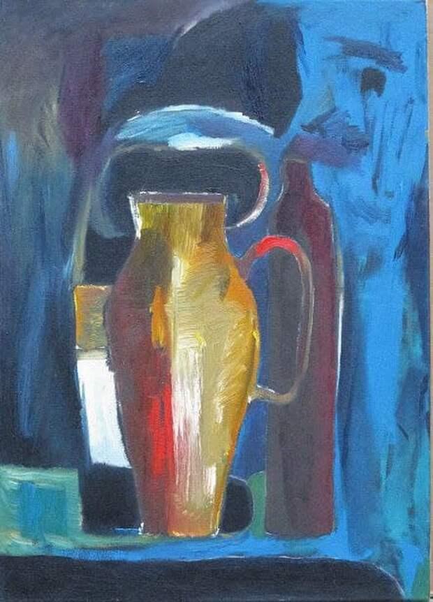 В Петербурге пройдет выставка «контемплативной живописи»