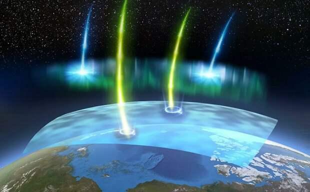 Ученые раскрыли тайну возникновения пульсирующих полярных сияний