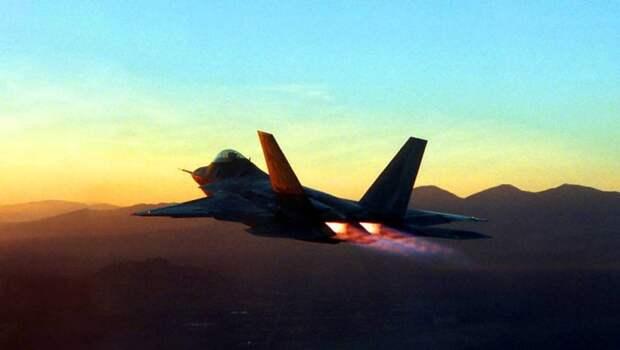 Поставка ВВС Израиля партии F-22A обрастает подробностями