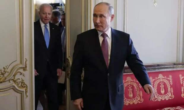 Байден предал, продал и принёс Украину в жертву Путину