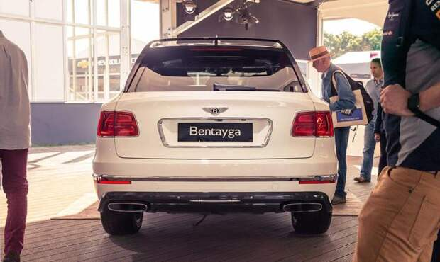Кризис заставляет россиян пересаживаться на Bentley