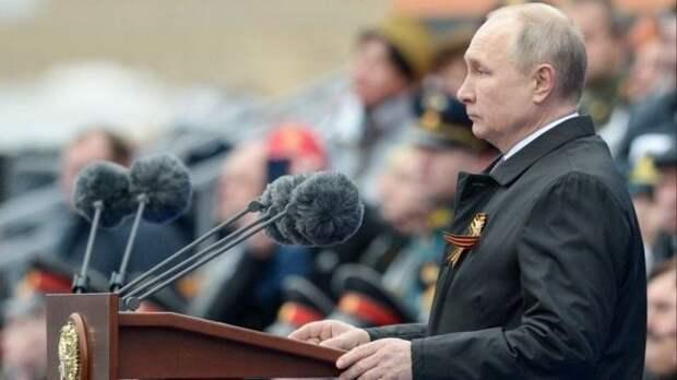 Речь Путина на Параде Победы зарубежные СМИ разобрали на цитаты