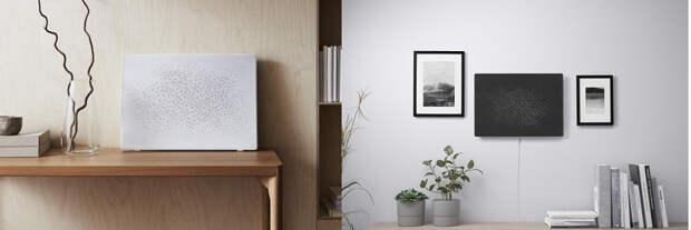 IKEA представила колонку в форме фоторамки, в которую нелья вставлять фотографии