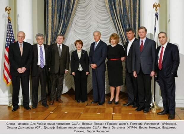Байден поддерживает КПРФ, цитаты Путина и эквивалент Газманова