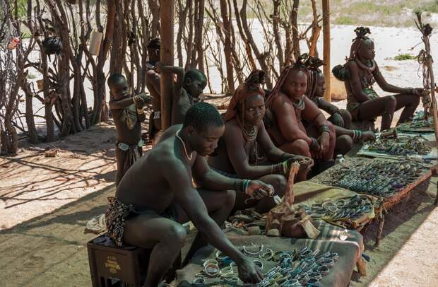 Берлин признал геноцидом гибель жителей своей бывшей африканской колонии Намибии