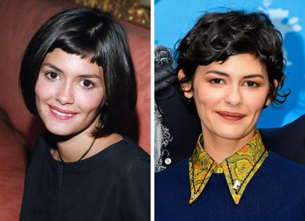 Знаменитые актрисы, которые отказались от пластики