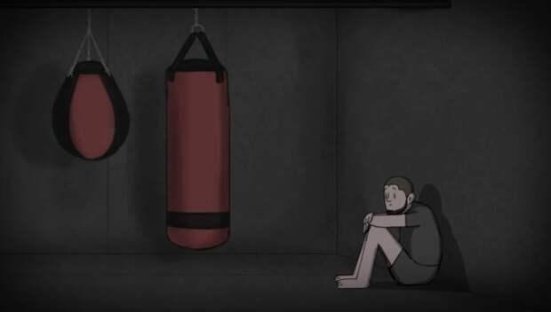 В Великобритании бой Хабиба анонсировали трогательным анимационным роликом о нем и его отце: видео