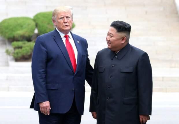 Трамп обманул Ким Чен Ира, что и следовало ожидать