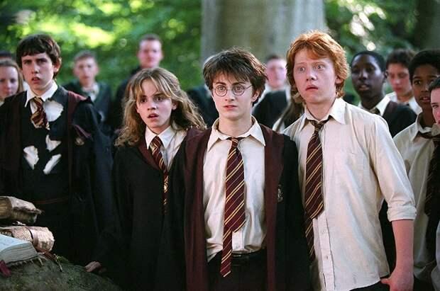 Помните ли вы, где происходили разные события в фильмах о Гарри Поттере?