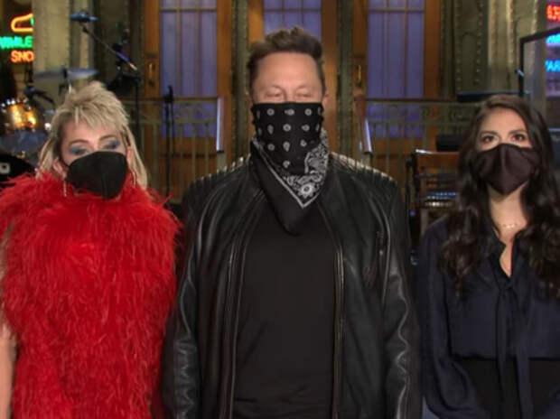 Илон Маск станет соведущим комедийного шоу