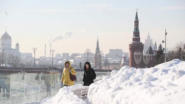 Жителям Московской области назвали дату первого снега