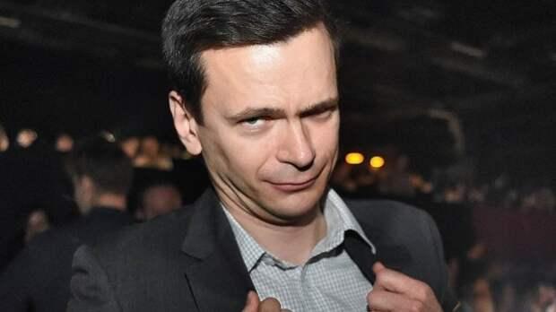 Илья Яшин объявил об отставке и представил «зицпредседателя»