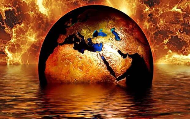 «Эффект домино»: ученые предрекли Земле катастрофу из-за потепления