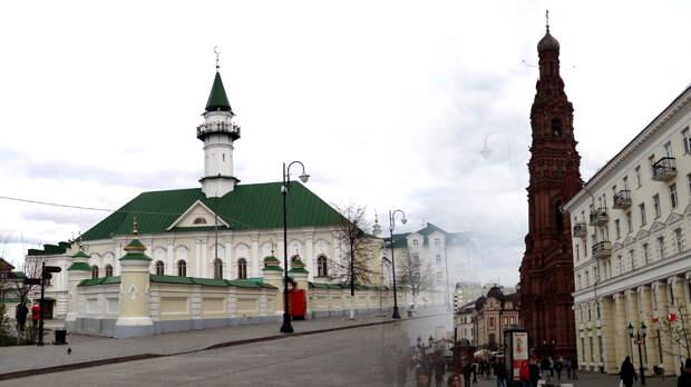 Путешествие в Казань. Основные туристические районы и достопримечательности