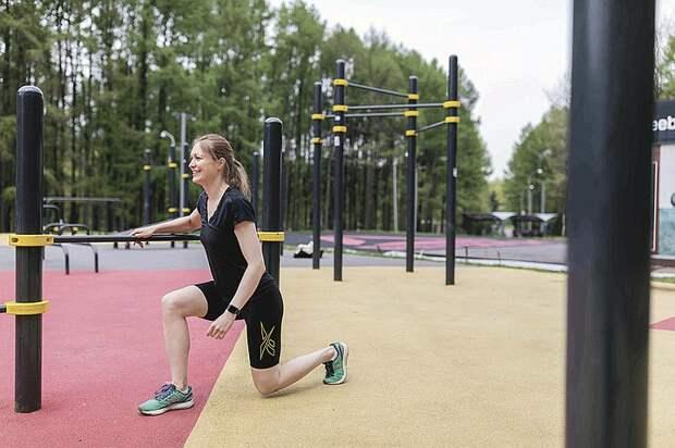 Для качков и новичков: Как правильно тренироваться на улице