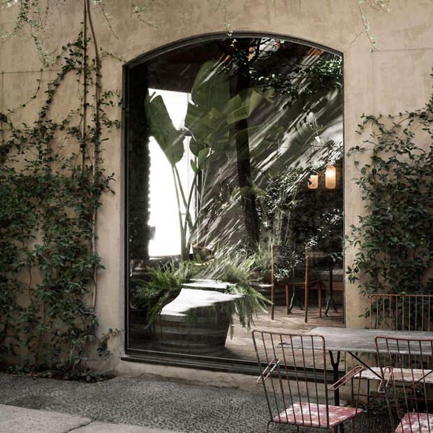 Отель The Sister в бывшем монастыре XVI века в центре Милана