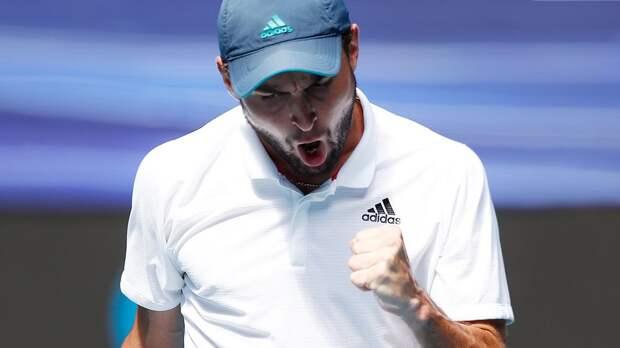 Дерзкий теннисист из Владикавказа - уже в топ-4 игроков планеты
