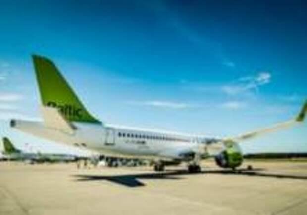 Airbaltic продает билеты в Ригу от 99 евро