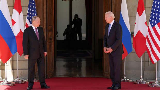 В Госдуме рассказали, что отличает Путина от Байдена