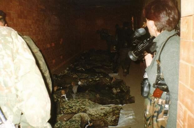 Гибель пермского и березниковского ОМОНа у Джани-Ведено, 29 марта 2000 года