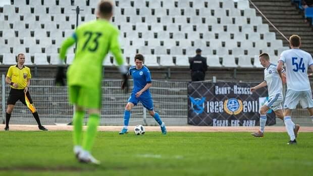 «Зенит-Ижевск» обыграл в домашнем матче ФК «Оренбург-2»