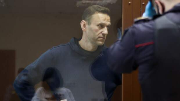 Рассмотрение иска на признание Навального склонным к побегу пройдет 19 мая