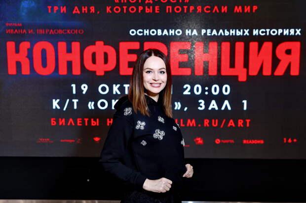 Ирина Безрукова, Максим Виторган и Ян Цапник вспомнили события на Дубровке