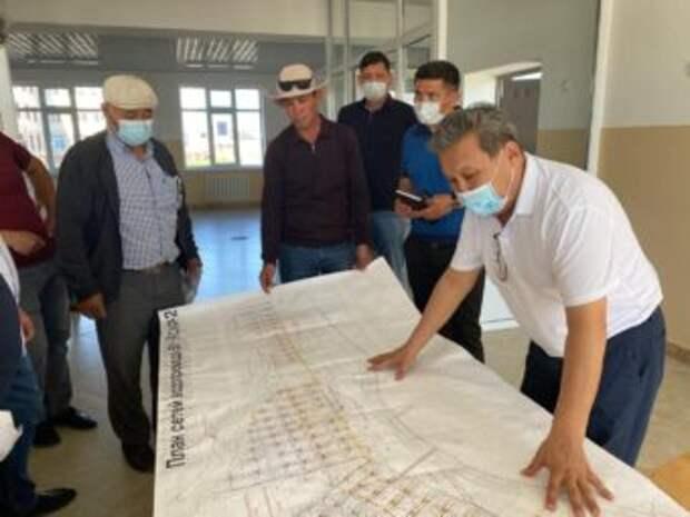 Микрорайон Асар-2 до конца года обеспечат инфраструктурой