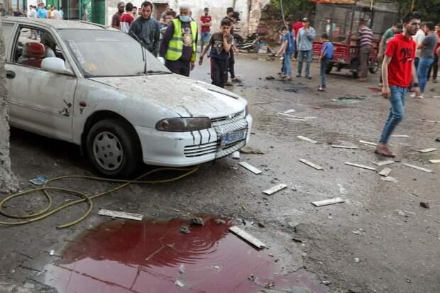 Газа: число жертв ответного огня ЦАХАЛа выросло до 20, среди погибших 9 детей