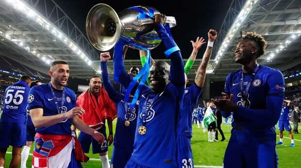 УЕФА назвал символическую сборную сезона в Лиге чемпионов. В нее вошли 7 игроков «Челси»