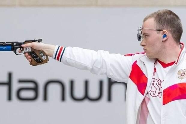 Иркутский стрелок завоевал три золотых медали на всероссийских соревнованиях в Казани