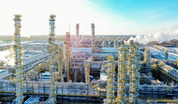 Нефтегазохимия— итоги иперспективы
