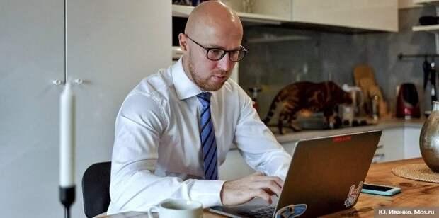 Сергунина: в Москве стали чаще пользоваться онлайн-сервисами для малого бизнеса. Фото: Ю. Иванко mos.ru