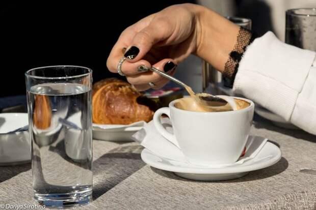 Доброе утро! Завтрак туриста