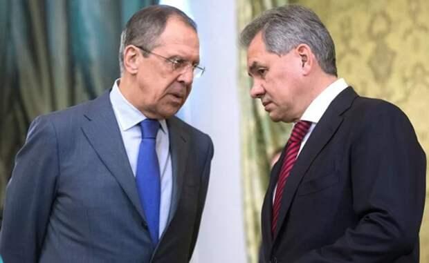 Визит в Турцию Лаврова и Шойгу отложили