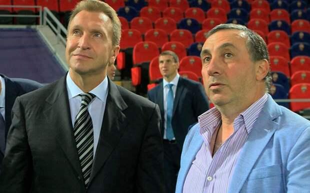 Глава ВЭБ Шувалов: «Довольны, что стоимость акций ЦСКА увеличилась, но есть настороженность из-за результатов»
