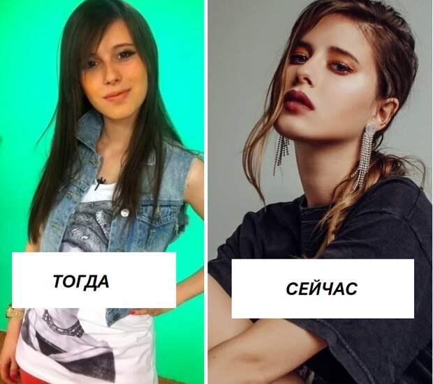 Как выглядели певицы, когда приехали покорять Москву