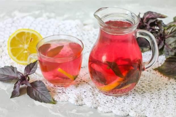 Напиток из базилика и лимона. Намного круче, чем квас 4