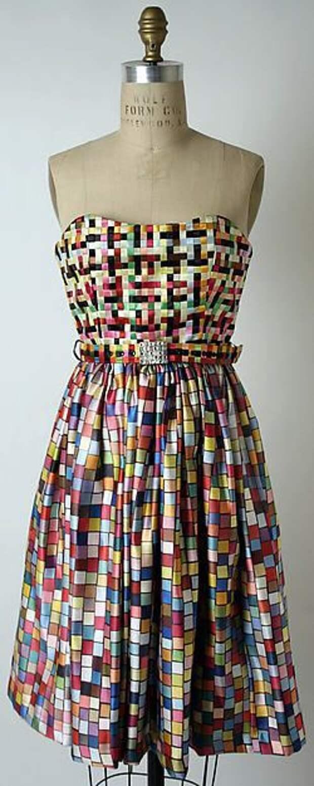 Платье Todd Oldham 2