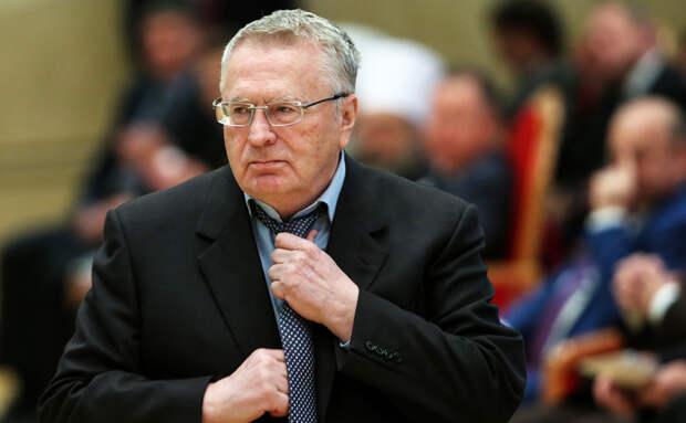 Владимир Жириновский пообещал закрыть шоу «Вечерний Ургант»