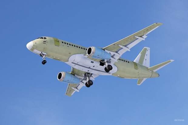 Норвежский лоукостер опроверг сообщения РБК о покупке SSJ-100