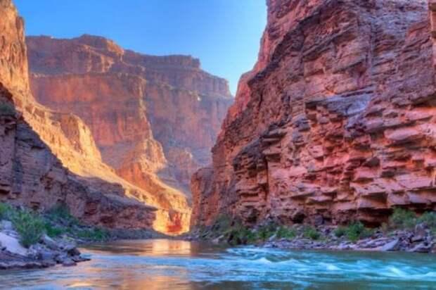 Топ-10: самые загадочные и ужасные трагедии, случившиеся в Большом каньоне