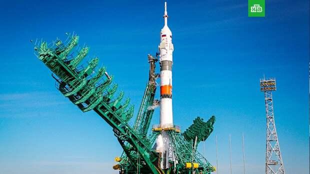 «Роскосмос» продает спускаемый аппарат корабля «Союз МС-08»