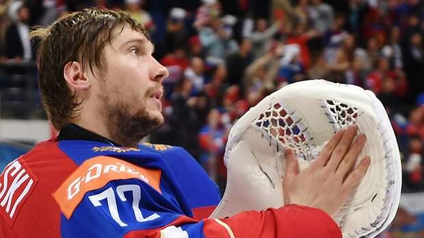 «Сразу сказал «да». Бобровский — о вызове в сборную России