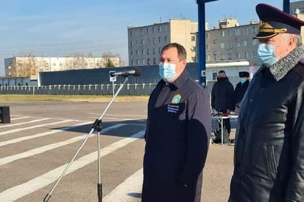 Автопарк ДПС Тамбовской области пополнился 40 новыми автомобилями